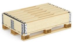 欧标托盘和围板箱——经济且极佳的运输及包装解决方案 Boxon EUR Pallet and Collars-5