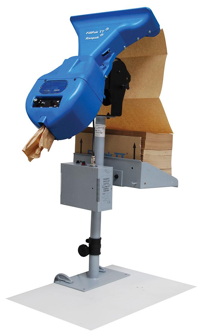 博壳松缓冲系统用于缓冲、填充、固定和包裹产品。