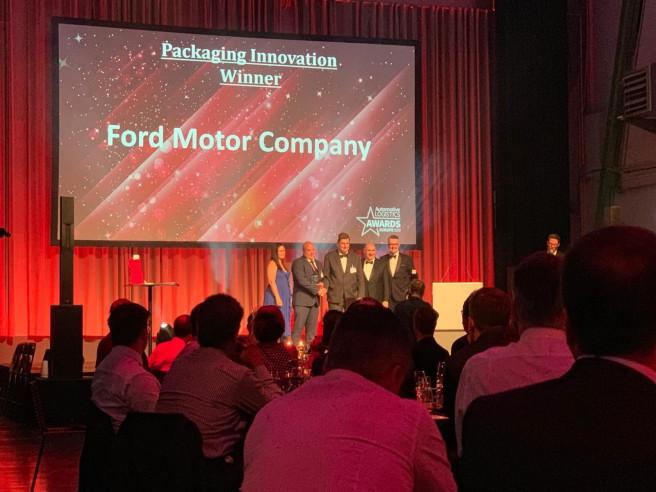 Packaging Innovation winner
