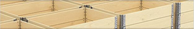 欧标托盘和围板箱——经济且极佳的运输及包装解决方案 Boxon EUR Pallet and Collars-2