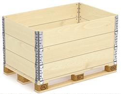 欧标托盘和围板箱——经济且极佳的运输及包装解决方案 Boxon EUR Pallet and Collars-6